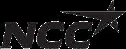 NCC logo black